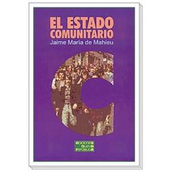 EL ESTADO COMUNITARIO