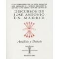 DISCURSOS DE JOSÉ ANTONIO EN MADRID
