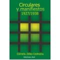 CIRCULARES Y MANIFIESTOS 1927-1938