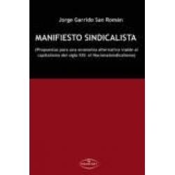 MANIFIESTO SINDICALISTA