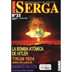SERGA Nº 25