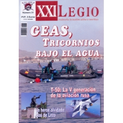 XXI LEGIO Nº 31