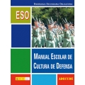 MANUAL ESCOLAR DE CULTURA DE DEFENSA