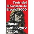 LAS TESIS DE ESPAÑA 2000