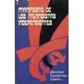 MANIFIESTO DE LOS FALANGISTAS INDEPENDIENTES
