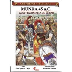 MUNDA 45 A.C.
