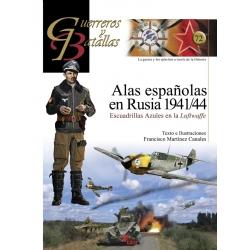 ALAS ESPAÑOLAS EN RUSIA 1941-44