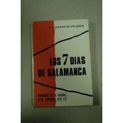 LOS 7 DÍAS DE SALAMANCA