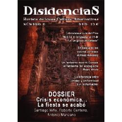 DISIDENCIAS Nº 06