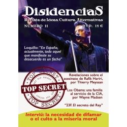 DISIDENCIAS Nº 11
