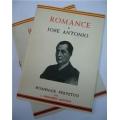 ROMANCE A JOSÉ ANTONIO
