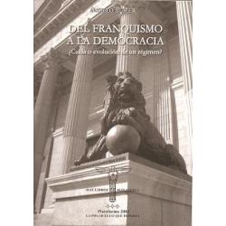 DEL FRANQUISMO A LA DEMOCRACIA