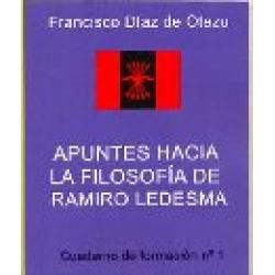 APUNTES HACIA LA FILOSOFIA DE RAMIRO LEDESMA