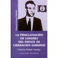 PROCLAMACIÓN DE LONDRES DEL FRENTE DE LIBERACIÓN EUROPEO