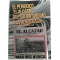 """El periódico """"El Alcázar"""". Del autoritarismo a la democracia"""