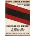 RAMIRO LEDESMA RAMOS. ESCRITOS POLITICOS. 1935-36
