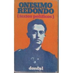 ONESIMO REDONDO. TEXTOS POLITICOS
