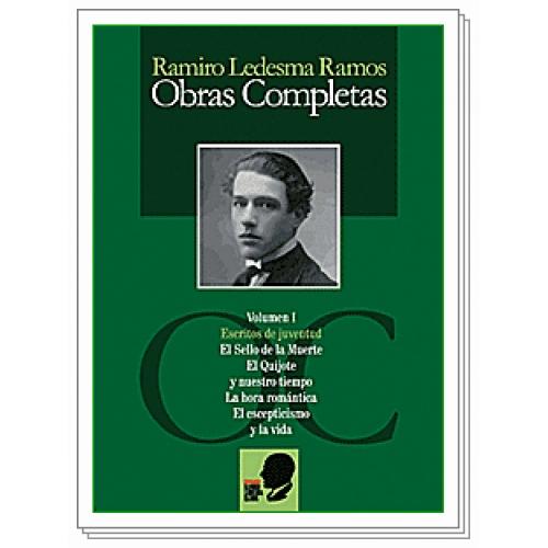 Ramiro ledesma ramos obras completas pdf